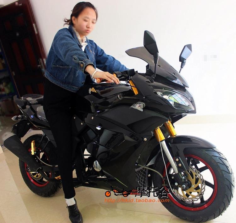 越野摩托车150cc大