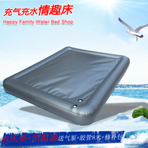 Big wave water Mattress hotel home filling water bed constant temperature bed bed sheet double bed sex beds ice mat