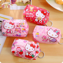 韩国创意趣味零食饼干手拿包可爱零钱包女迷你小包包简约硬币包