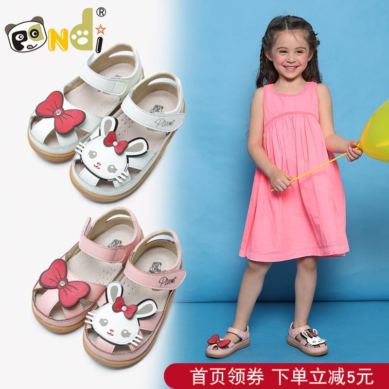 熊猫胖迪凉鞋