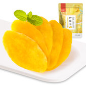 良品铺子芒果干108g蜜饯果脯水果干休闲零食特产小吃食品