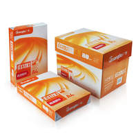 Guangbo A4 paper copy printing paper 80g500 single package office student white paper draft paper full box 5 packs