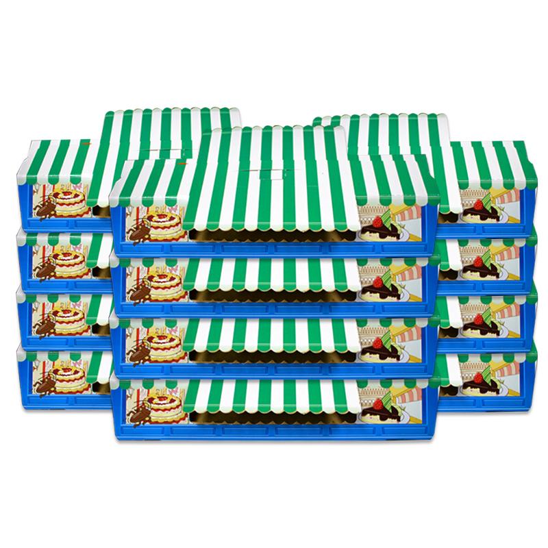 超威捕蟑屋4片*3盒安全无毒强力粘板捕蟑螂杀小强