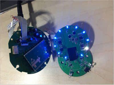 物联网智能语音音箱主控芯片模组+物联模组支持远场语音唤醒识别