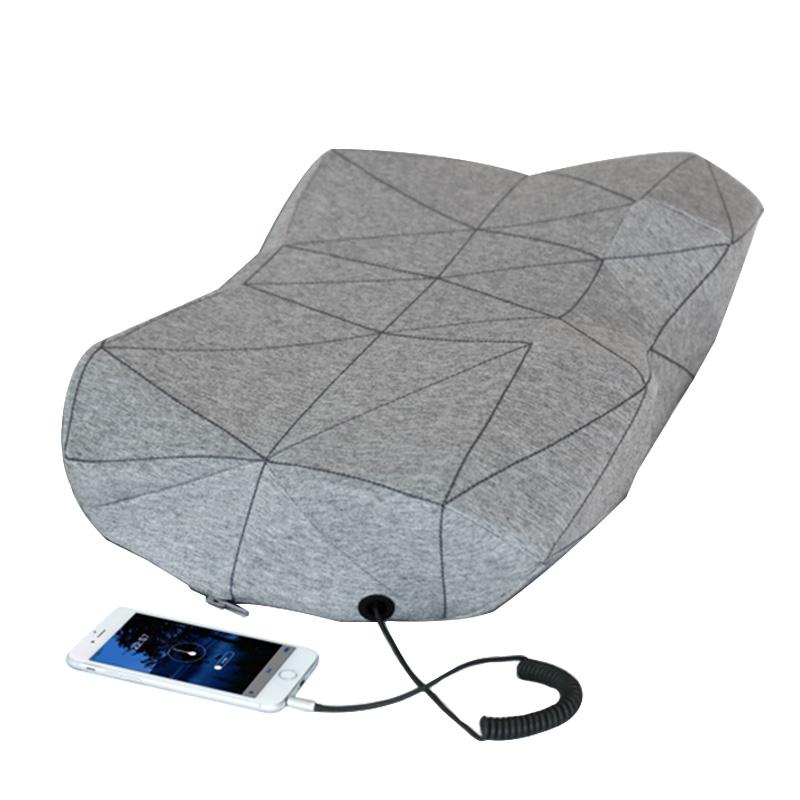 【此产品为枕套】pilo云梦枕会唱歌的音乐枕套太空记忆棉乳胶枕套