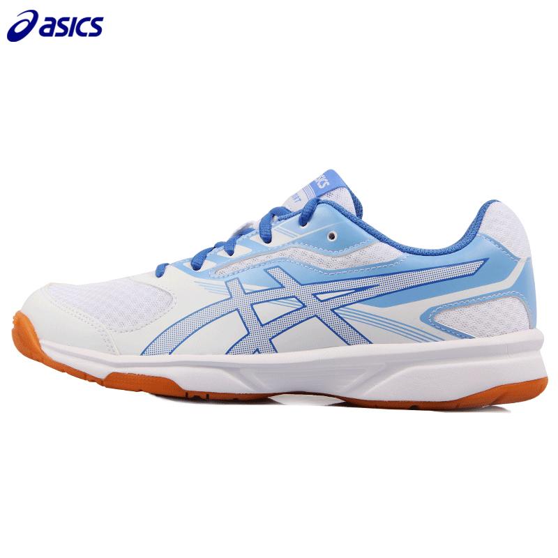Asics亚瑟士乒乓球鞋男鞋女鞋专业透气防滑训练鞋舒适运动鞋B755Y
