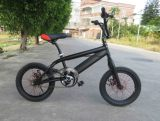 BMX BMX child bicycle 16 inch double disc brake 360 ​​degree rotating street car fancy bicycle BMX stunt car