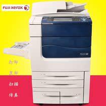 带印刷系统生产型高速彩色复印机激光760075006500三代施乐a3