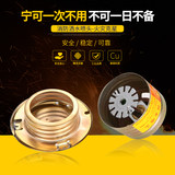 Special ZSTDY fire sprinkler head hotel fire sprinkler head concealed type concealed sprinkler head