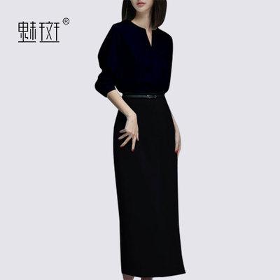 女黑裙淘宝店铺