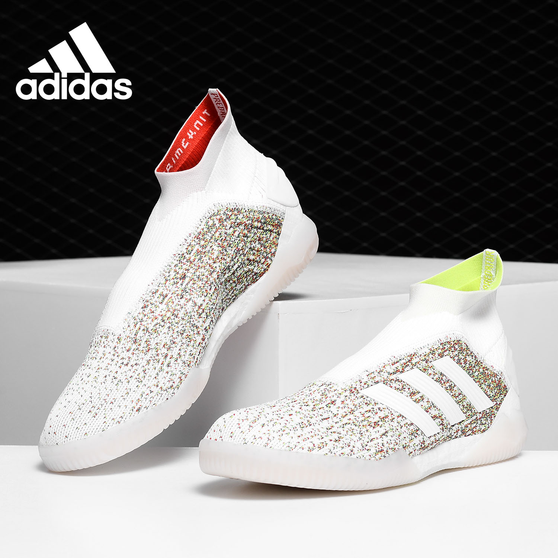 Adidas/阿迪达斯正品 PREDATOR 19+ TR 男子休闲运动足球鞋F36992