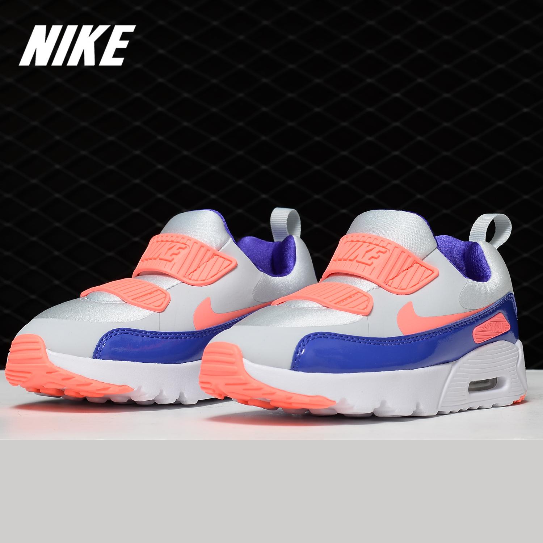 Nike/耐克正品童鞋2019新款AIR MAX氣墊鞋中小童男跑步鞋881926
