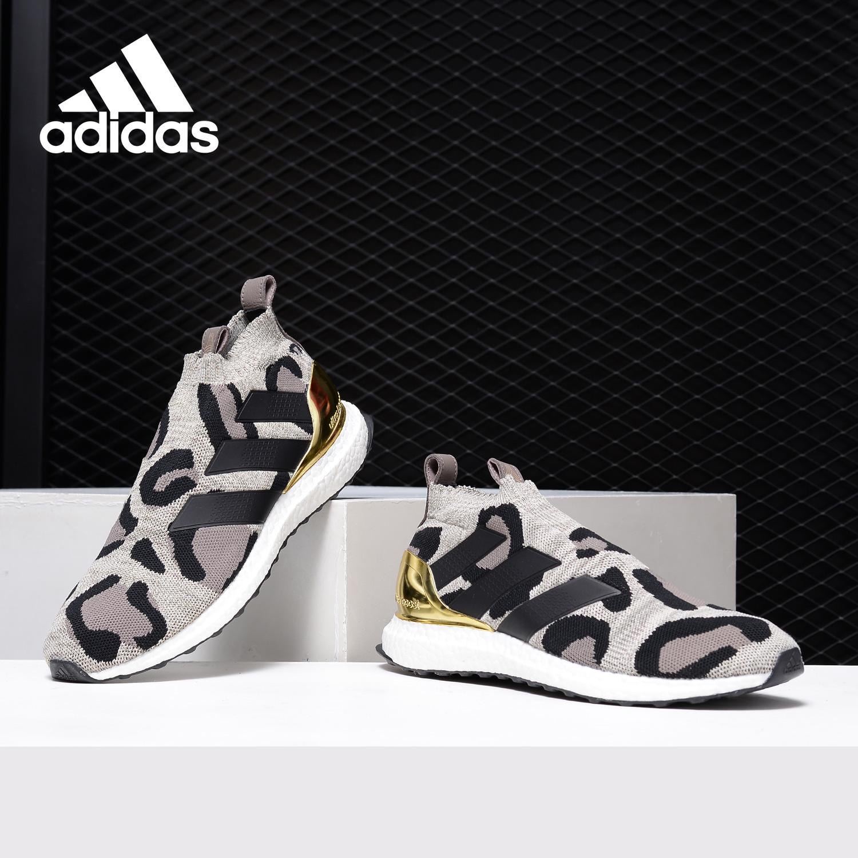 Adidas/阿迪达斯正品 ACE16+ UltraBoost 男子足球休闲鞋BB7418