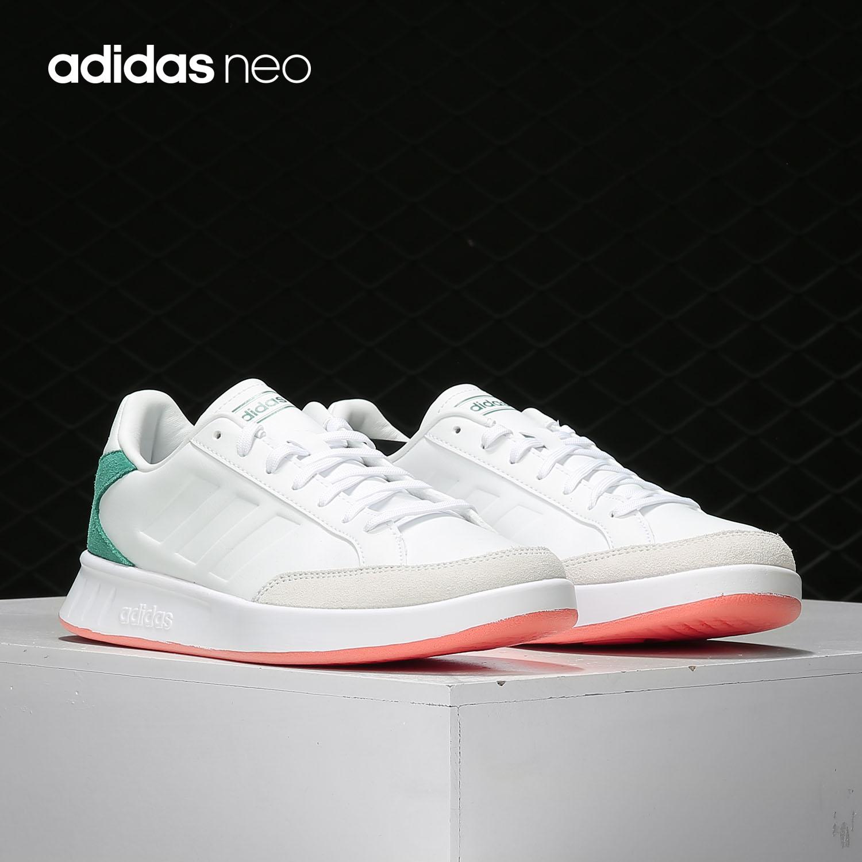 Adidas/阿迪达斯正品 男鞋2019新款运动neo板鞋复古休闲鞋 EG6493