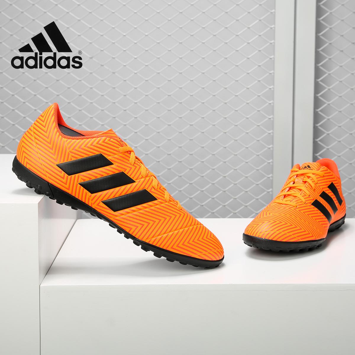 Adidas/阿迪达斯正品2019新款NEMEZIZ运动鞋TF碎钉足球鞋DA9624