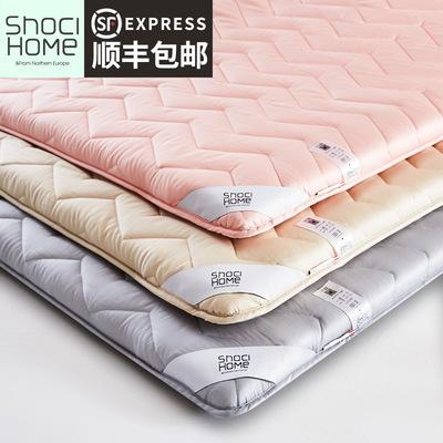 床垫1.8m床垫被褥子双人1.5米榻榻米海绵垫子加厚单人学生床褥1.2打折促销