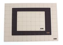 日本原装olfa切割垫159B介刀板/a2切割板/双色双面diy手工垫板介刀板切割垫板刻度板