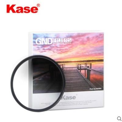 Kase卡色 渐变镜 GND0.9 40.5 49 52 58 67 72 77 82mm中灰渐变镜