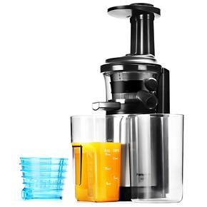 Panasonic/松下 MJ-L500原汁机家用全自动 低速果汁机厨房榨汁机