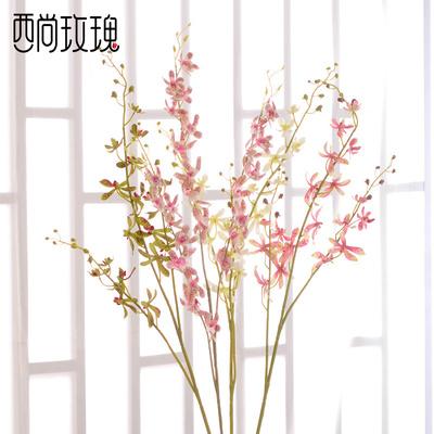 卧室装饰花卉