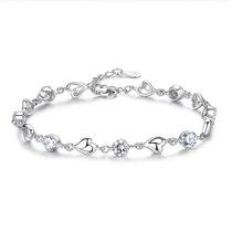 一搏千金18k金梯钻戒指群镶正品珠宝钻石50分钻石时尚百搭