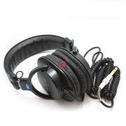 【赠转接头】roland耳机 罗兰监听耳机 头戴式RH-200鼓手耳机