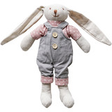 Cloth dolls, couples, rabbits, bedroom decorations for a pair of children's rooms