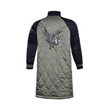 Li Ning men's long cotton suit winter trend leisure and comfortable warm LNG series LFMM001