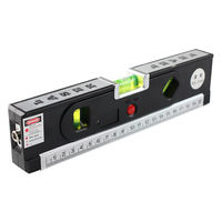 Laser level infrared level laser 2 line horizontal level level four-in-one level