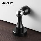 地装 门吸强磁 KLC铝合金加厚门吸卫生间墙吸地吸磁力门吸墙装