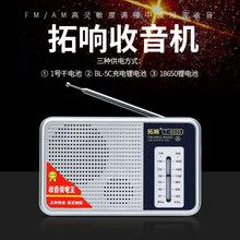 收音机带中波便携老式年fm调频广播半导体迷你小型微型复古随身听