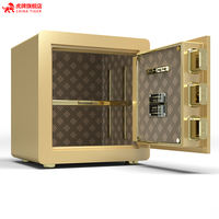 Tiger 3C certified fingerprint safe home small anti-theft intelligent mini safe office steel new products