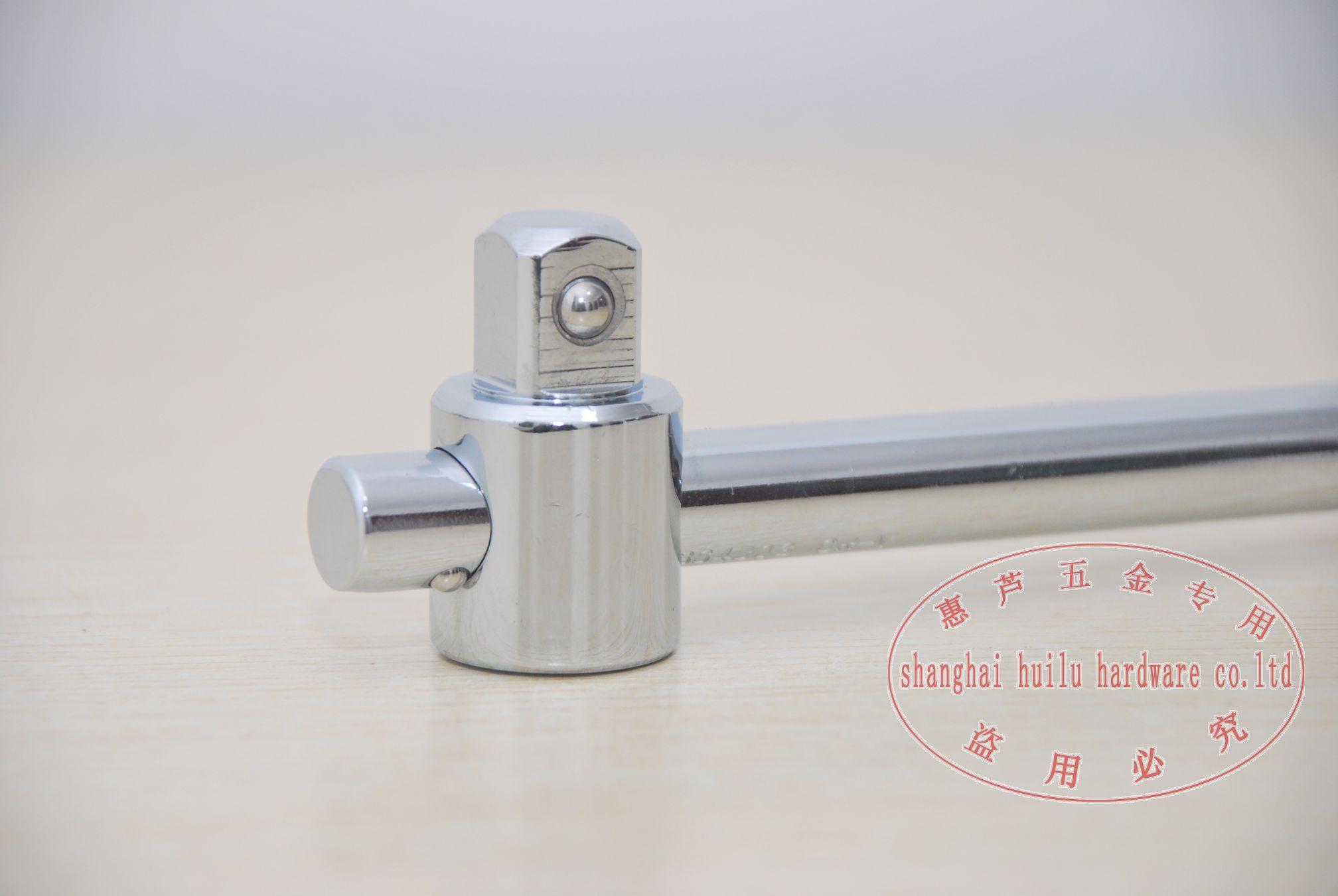 波斯套筒扳手滑行杆套筒接杆工具套筒头滑行杆1/4系列6.3mm
