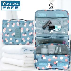 韩国便携旅行套装洗漱包化妆包大容量出差旅游女士防水收纳袋Z