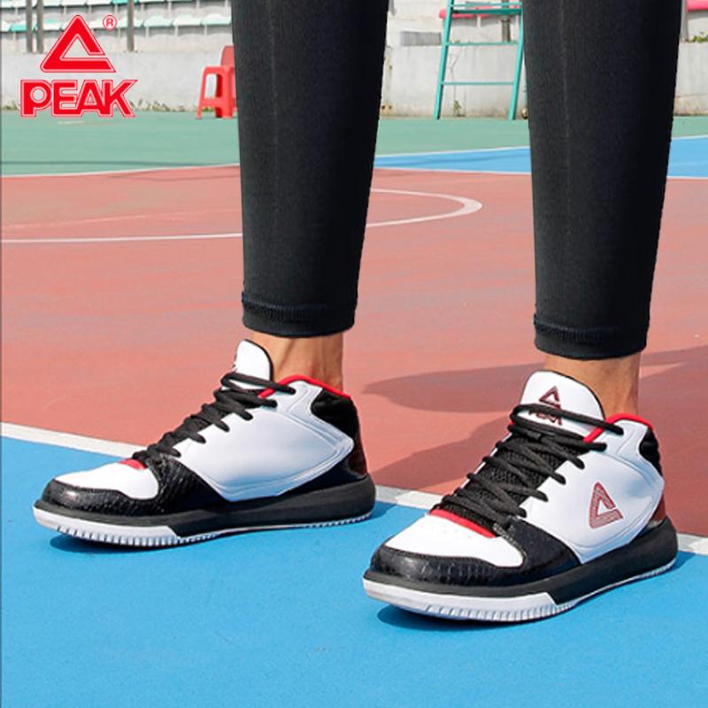 匹克篮球鞋大码男鞋  防滑耐磨 大码运动鞋子46码47码48码大码鞋