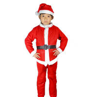 Langsen Christmas Children's Clothing Christmas Trumpet Men's Costumes Christmas Hat Christmas Santa Claus Costumes Gifts