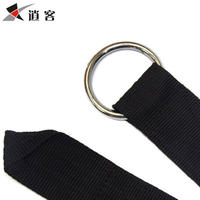 Outdoor hammock special tied tree rope straps tied rope accessories tools durable durable camping rope