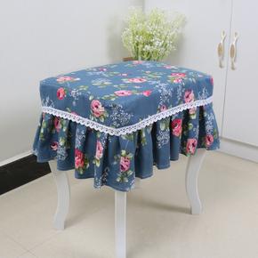 椅子套凳子套罩方凳套罩圆凳套钢琴凳化妆凳套梳妆台床头柜套罩
