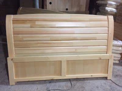 一米松木床牌子口碑评测