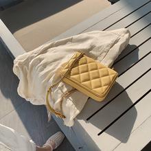 2019新款網紅小包百搭洋氣質感斜挎小ck限定法國小眾高級感女包包