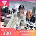 2019秋冬江南布衣风宽松慵懒套头羊毛混纺毛衣女5J8820230 爆款