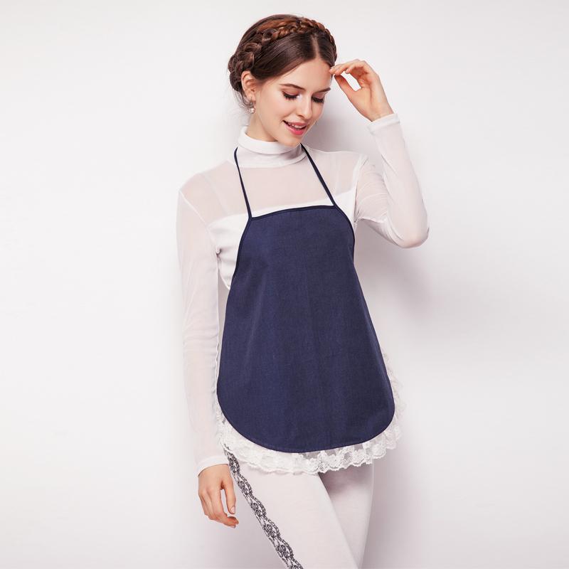 婧麒 JC7001 孕妇防辐射 肚兜 内穿衣服 四季 品牌特卖