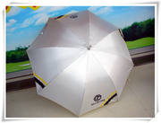 New Nes King waterproof umbrella fashion two-color single-layer ultra-light long-handle umbrella GOLF supplies for men and women