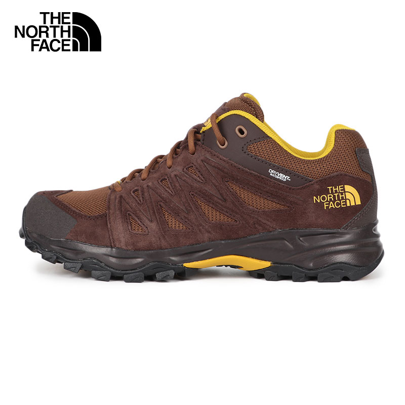 THE NORTH FACE北面男鞋2020春季新款运动鞋越野耐磨徒步鞋3V12