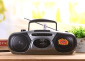 力桑910M 磁带U盘播放录音机大功率立体声教学收录机可接麦克风