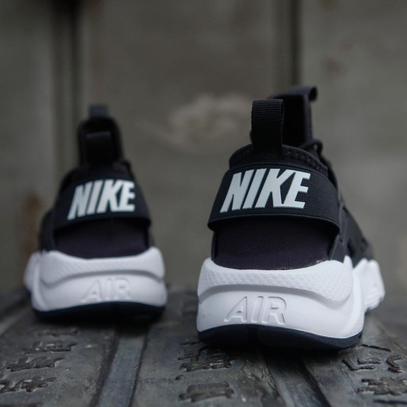 耐克男鞋 Air Huarache Ultra华莱士三代黑武士运动鞋休闲跑步鞋