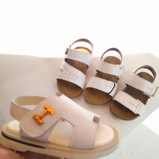 恩佐正品精選限時搶購6.18深圳轉運香港夏季寶寶鞋子童鞋涼鞋出口