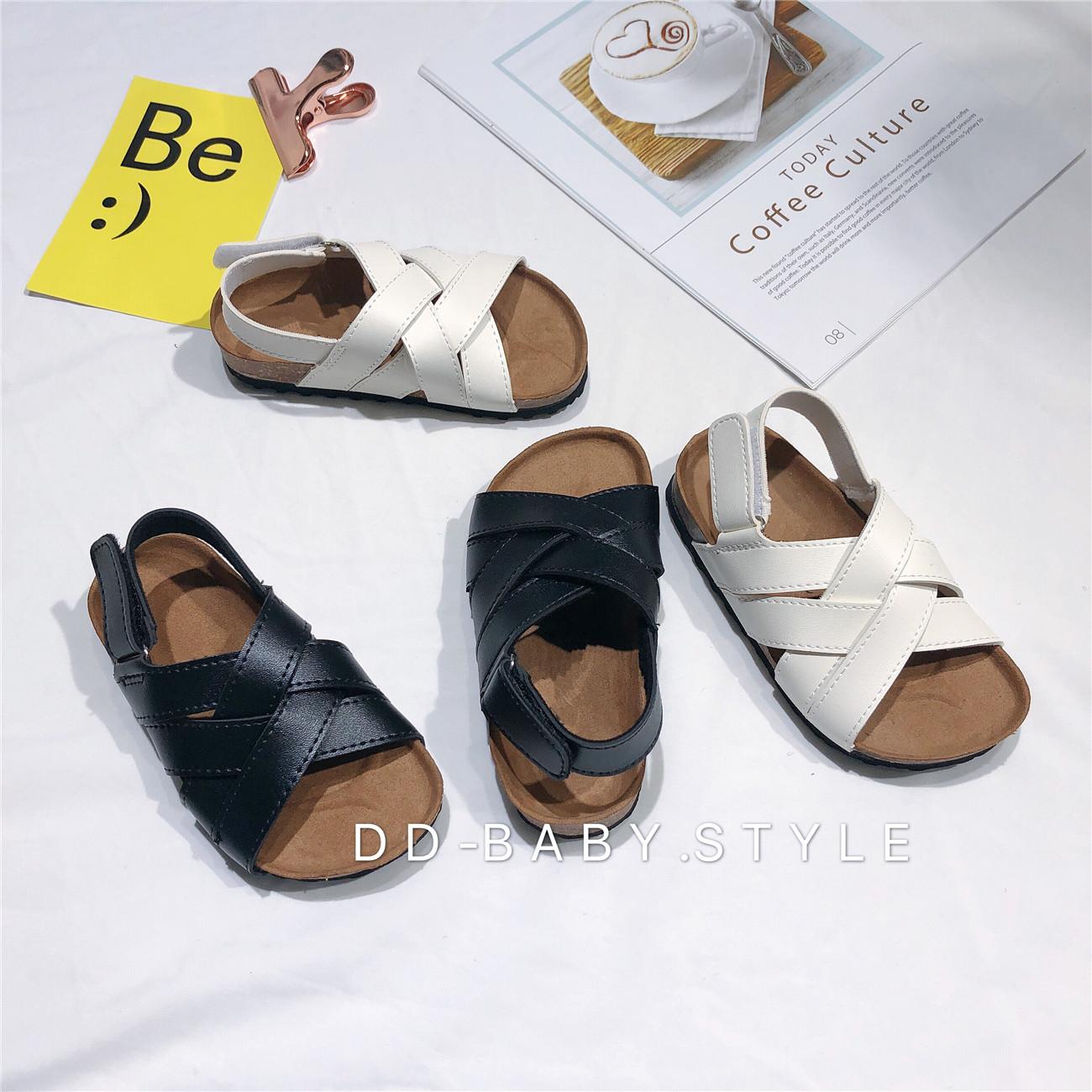 【DD家童装】新品男童夏季凉鞋 魔术贴性价比宝宝童鞋