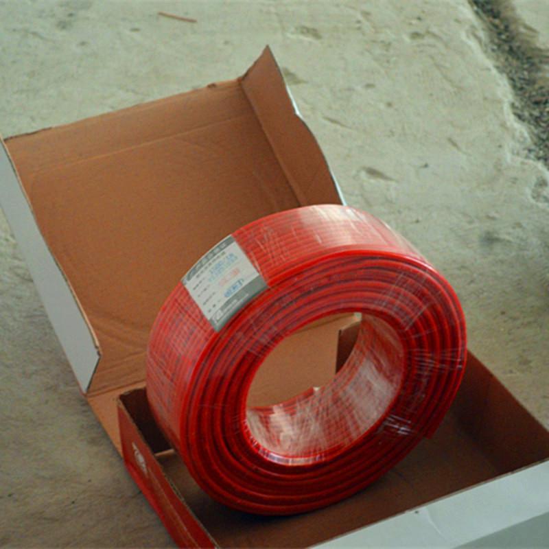 精品伊思特第四代单导耐高温发热电缆线奇英电地暖地热安装