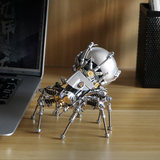 Modelo sa Mactical Party Spider nga Venom Metal Mech Model DIY Gipadala ang Boyfriend Creative Bluetooth Audio Birthday Birthday Practical Gift